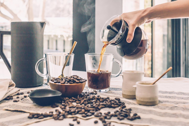 Coffee, Coffee Beans, Cafe, Roasted, Caffeine, Brown
