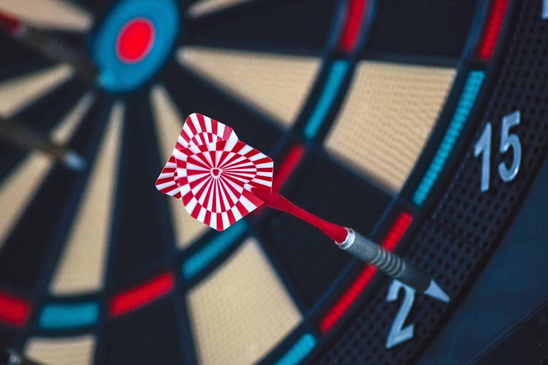 Darts, Dart Board, Bull'S Eye, Game, Playing, Target